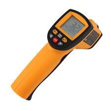 Liqoo Infrarot Thermometer - 50°C bis 900°C Laser Pyrometer Temperatur Messgerät
