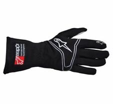 Guantes de karting y racing color principal negro talla XL