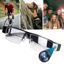 1080P HD Spy Hidden Mini Video Camera Glasses Surveillance DV DVR +8G  **