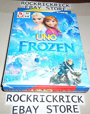 UNO Frozen Family Fun Playing Cards