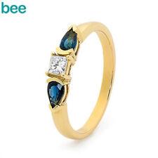 Brown Natural Fine Diamond Rings