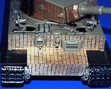 eduard 35442 x 1/35 Armor- Tiger I Late Zimmerit detail set for Tamiya