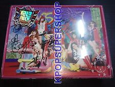 Girls' Generation Vol. 4 - I Got a Boy Autographed Signed Promo CD Group Version