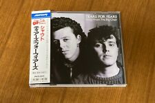 TEARS FOR FEARS - SONGS FROM THE BIG CHAIR - JAPAN CD W/OBI PHCR-2041