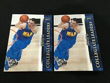 2 KEVIN LOWE ROOKIES CLEVELAND CAVALIERS 2008 PRESS PASS RC BASKETBALL CARDS