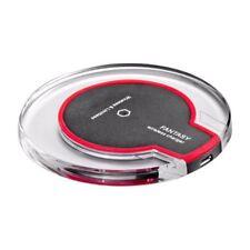 Drahtlose Wireless Induktive Qi Ladestation iPhone 8 8 Plus X Samsung S8 S7