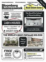 BLOOMBERG BUSINESSWEEK MAGAZINE FEBRUARY 18 2019-THE REAL ESTATE ISSUE-