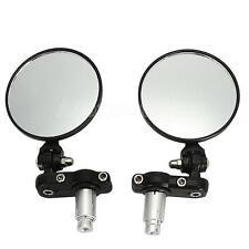 "US 7/8"" Handle Bar End Rearview Side Mirrors For KTM Super Duke 200 390 690 1290"