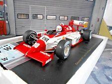 F1 ZAKSPEED Turbo 841 Saison 1985 GP Belgien #30 C. Danner Wes t NEU Spark 1:18