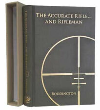 The Accurate Rifle and Rifleman by Craig Boddington Limited Safari Press No 375
