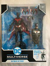 MIP 2021 McFARLANE TOYS DC MULTIVERSE  BATMAN BEYOND  BATMAN BUILD A FIGURE