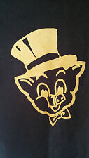 T SHIRT-PIGGLY-WIGGLY-MED PIGSKIN PIGOUT 2008 WAKE FOREST TOP HAT-RARE-BOSTON