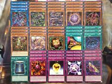 Yugioh Tournament Ready To Play Tindangle 43 Card Deck Crush Card Virus Sangan