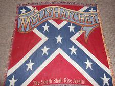 MOLLY HATCHET - Wollteppich, gute Qualität, robust, neu, 125 x 125 cm, bunt