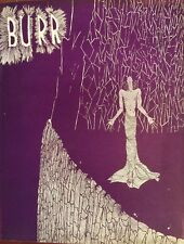 Lehigh University The BURR College Humor Magazine April 1928 PURPLE and WHITE