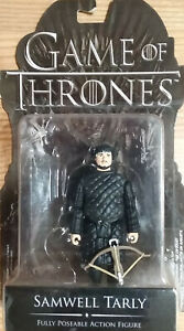Game Of Thrones Funko Samwell Tarly Fully Poseable Action Figure New