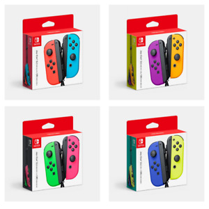 Joy-Con for Nintendo Switch Four Color Types