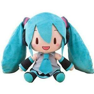 Hatsune Miku Series MEJ Fluffy Plush Toy 4582433215474 25.4 x 17.8 x 30.5 cm