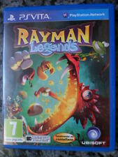 Rayman Legends PS Vita Gran Aventura acción clásica en castellano In english,'