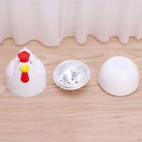Tool Cooking Home Steamer Microwave Chicken Shaped Cooker Kitchen Egg Boiler