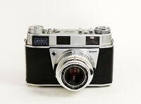 Kodak Eastman: Retina IIIs (027)  + Retina Xenar 2.8 50 mm Schneider 1958-1960