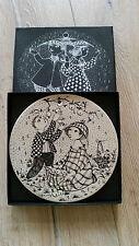 Rosenthal Wandteller Wiinblads poetische Keramik Das Jahr Oktober Paradies