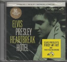 ELVIS PRESLEY Heartbreak Hotel 3 TRACK CD   NEW - STILL SEALED   50th Anniversay