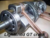 Suzuki GT 750 Crankshaft Recon crank seals GT500 t500 gt550 gt380 gt250 kettle