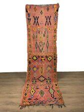 moroccan rug.bohemain rug.accent rug.hallway rug.vintage rug .runner wool