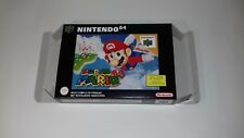Super Mario 64 - PAL  - Nintendo 64 - N64 - Only Box