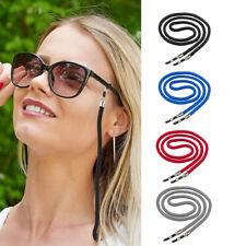 4 er Set Brillenband premium Brillenkordel robust extra dick Ø 5 mm in 4 Farben