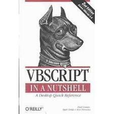 VBScript in a Nutshell (Paperback or Softback)