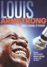 NEW Louis Armstrong: Good Evening Ev'rybody (DVD)