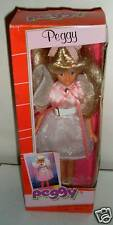 "#2763 NRFB Vintage Germany Plasty NRFB Petra - Peggy 9"" Fashion Doll"