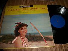 WILLIAM TELL OVERTURE - CONCERT ORCHESTRA - ACORN 625