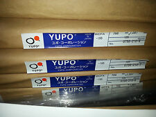 Yupo WCFA 195 – 155GSM (195 micron) Synthetic Paper 100% opacity 25 sheets