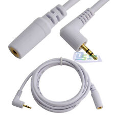 5ft 1.5m Stereo 2.5mm Male Plug to 2.5mm Female Jack M/F Audio Extension Cable