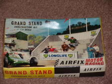 VINTAGE Airfix MOTOR Racing GRANDSTAND Construction KIT Slot CAR Racing 1/32