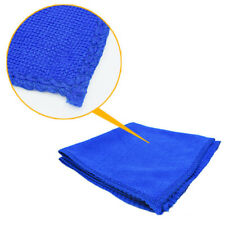 10x Microfiber Cleaning Cloth No-Scratch Rag For Car Polishing Detailing Towels