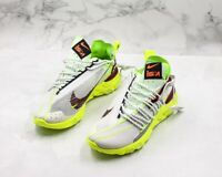 Nike React ISPA WR Platinum Volt Yellow UK 9.5 US 10.5 Force Max 1 90 ACG 95 97