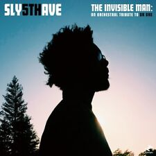 SLY5THAVE - INVISIBLE MAN: AN ORCHESTRAL TRIBUTE TO DR.DRE   CD NEUF