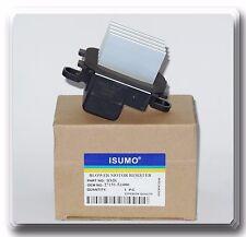 BMR552 HVAC Blower Motor Resistor 4 Blades Fits:  Infiniti Nissan Suzuki