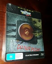Guardians of The Galaxy 2 BLURAY Limited EDT Steelbook All Regs