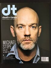 Death+Taxes Magazine  NEW! Rare! MICHAEL STIPE on the cover!