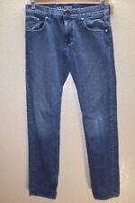 Quiksilver Slim Recto 76.2cmw 81.3cml Vaquero/Pantalones Combinado ENVÍO con /