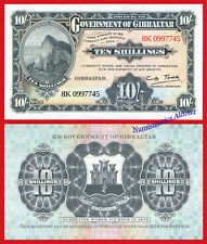 GIBRALTAR 10 Shillings 1934 2018 Commemorative Pick NEW SC /  UNC
