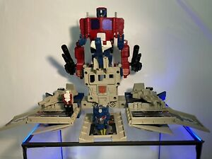 Transformers G1 Optimus Prime Powermaster Takara Vintage❗RAR❗