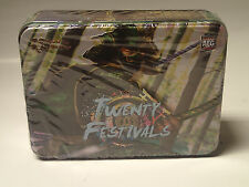 L5R CCG TWENTY FESTIVALS factory sealed booster Tin of 36 packs! NEW
