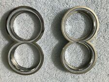 STUDEBAKER  GT HAWK NOS   DASH  GAUGES  TRIM