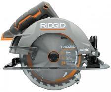 "New Ridgid GEN5X 18 Volt Hyper Lithium 7-1/4"" Circular Saw with Blade # R8652"